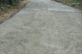 Kalkandere belediyesi yol yapım çalışmaları devam ediyor