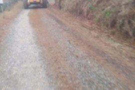 Fındıklı Köyü Yol Çalışmaları