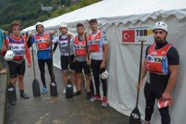 Dünya Şampiyonu Olan Rafting Türk Milli Takımı