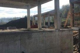 Kalkandere'de Arıtma Tesisi Yapımı