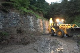 Dülgerli Köyümüzün ana yolu ulaşıma kapanmıştır.