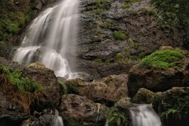 Kalkandere'den son bahar manzaraları
