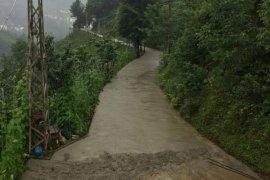 Yılmaz'dan Esentepe köyü ziyareti