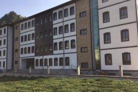 Kalkandere Lisesi'nin geçici kabulü yapıldı