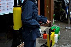 Kalkandere'de korona virüs mücadelesi