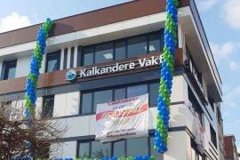 Kalkandere Vakfi yeni binası hizmete girdi