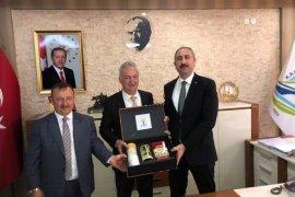 İlçemizi Sayın Adalet Bakanımız Abdulhamit Gül Ziyaret Etti