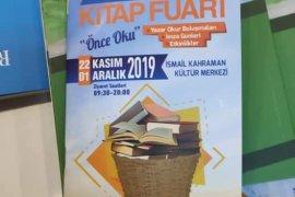 2. Rize kitap fuarına davetlisiniz.