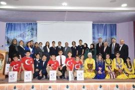 TÜRKİYE-AZERBAYCAN KARDEŞLİĞİ 81 İLDE BAYRAKLARLA PEKİŞİYOR
