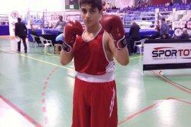 Kalkandere'li sporcu Türkiye üçüncüsü oldu