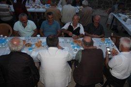 Kalkandere Taşçilar İftar Yemeği