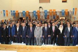 AK Parti İkizdere'de Aksu ile devam dedi