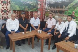 Rize Tanıtım Günlerinde Kalkandere standı