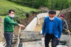 Köylerimizde DSİ Jin yaptığı çalışmalar