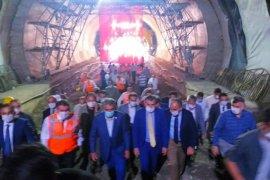 Salarha tünelinde ışık görüldü