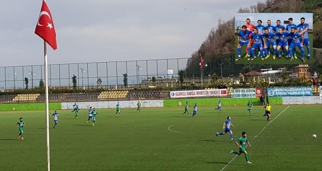 Kendirli Belediyespor-Kars 36 Spor 1-2