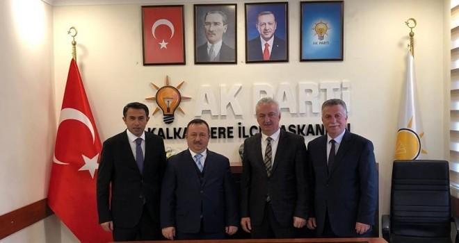 Kalkandere AK Parti Yerel Seçim Çalışmaları Başladı