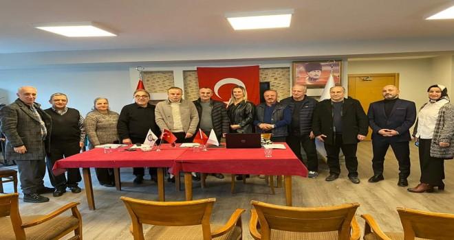 Maltepe Rize'liler Derneği genel kurulu yapıldı
