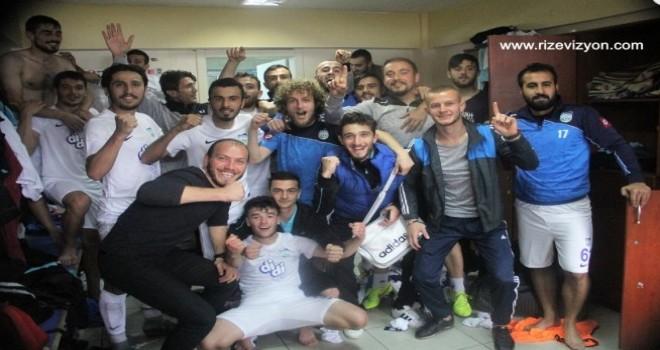 Rize Futbolunda Kendirli Belediyespor Mucizesi