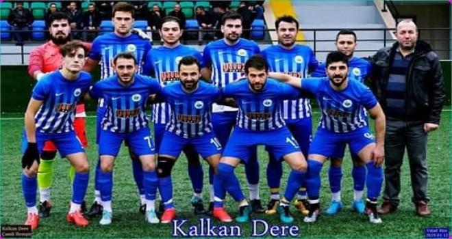 Kalkanderespor-Çamlıhemşin Belediyespor 1 -1
