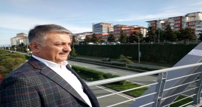 Rize Eski Valisi,RENK Projesinin Mimarı Yazıcı, 2 Buçuk Milyonluk Turizm Şehrini Yönetecek !