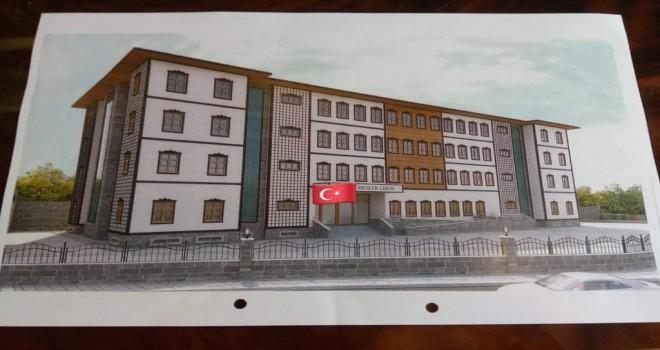 Kalkandere Mesleki Anadolu Lisenin ihalesi Yapılacak
