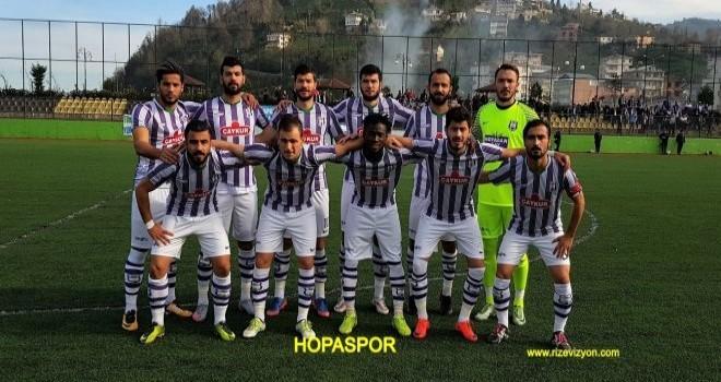 BAL Ligi 3. Grupta Hopaspor Lider Kars 36 Spor'u 2-0 Mağlup Ederek Şampiyonluğa Bir Adım yaklaştı