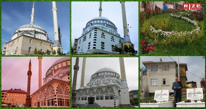 Kendirli Merkez Camii ve Çevresi , Yeni Yüzüyle Mükemmel Bir Görünüme Kavuştu