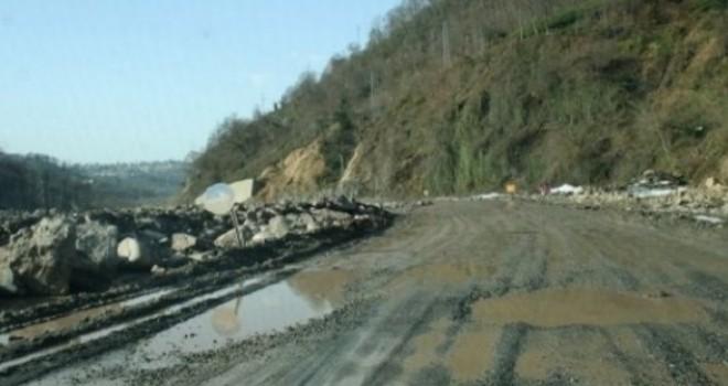 Trabzon'lu Bakan OVİT Tüneline Çıkan Yolu Unuttu Maalesef !..
