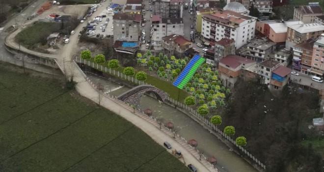 Kenan Yıldırım'ın Kalkandere için yeni projeleri