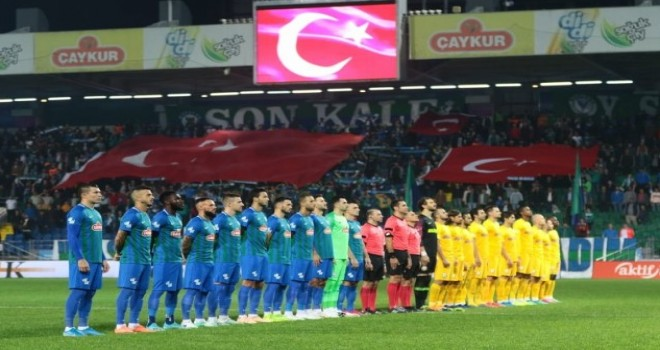 Çaykur Rizespor Kabustan Uyandı ! Ankaragücü'nü 2-0 mağlûp Etti