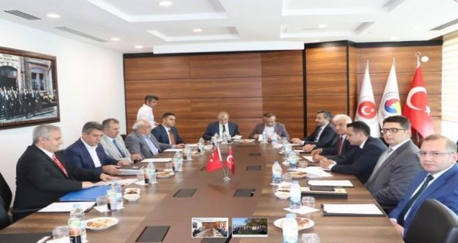 Kaçkar Turizm Birliği 2019 Yılı Olağan Meclis Toplantısı Arhavi'de Yapıldı