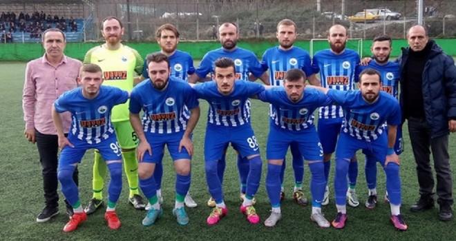 Kalkanderespor Deplasmanda Coştu 4-0
