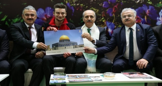 Rize Travel Turkey Fuarında Yerini Aldı