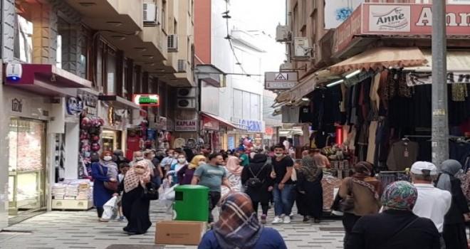 Maskesiz Sokağa Çıktıklarından Dolayı 89 bin TL Para Cezası