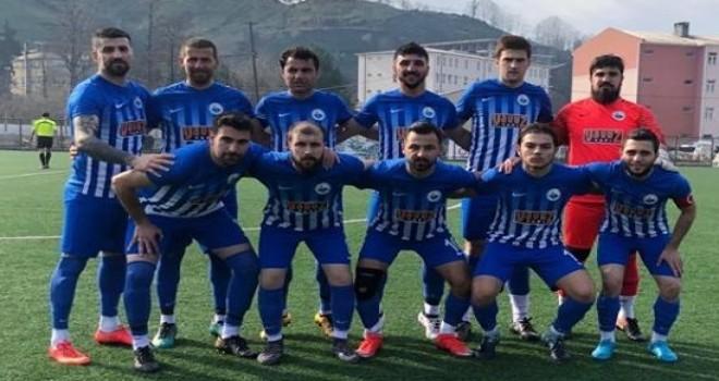Kalkanderespor- Filizçayspor -5 - 4