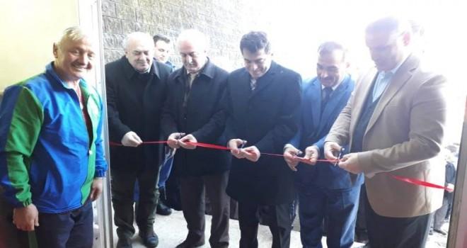 İlçemiz Kalkandere'de Boks Spor Okulu açıldı.