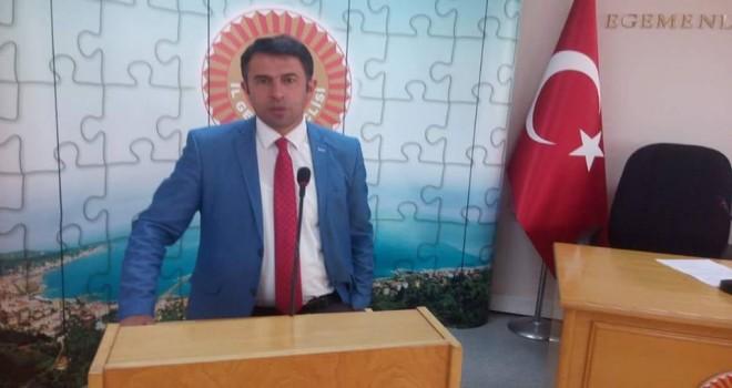 Mehmet Öztürk Kurban Bayramı Mesaji