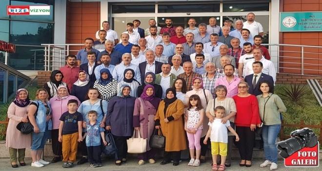 KÖSEOĞLU Aileleri Rize'de İlk Kez İftarda Buluştu