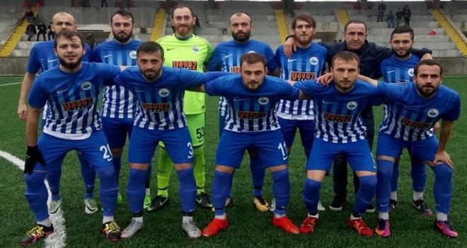 Kalkanderespor-Çamlıhemşin Belediyespor-7-0