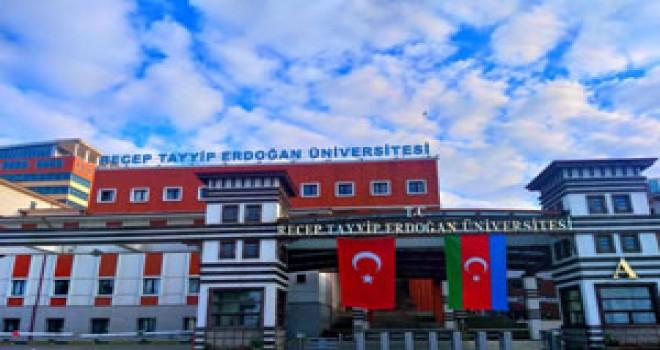 Recep Tayyip Erdoğan Üniversitesine 25 Akademisyen Alınacak