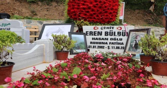 Eren Bülbül'un şahadetinin yıl dönümü