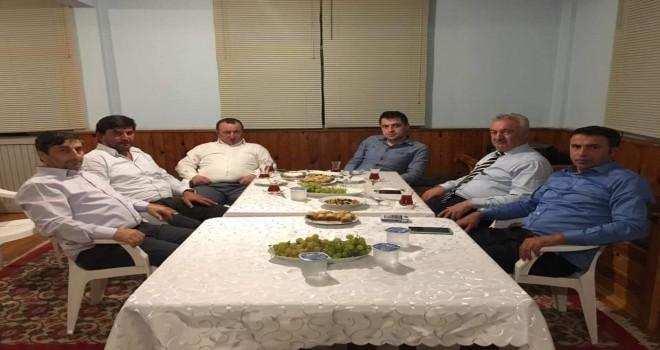 Dulgerli köyünde İstişare toplantısı