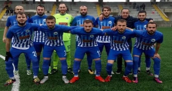 Kalkanderespor Mağlup 1-0