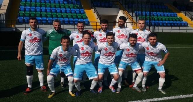 Kalkandere Ormanlıspor-Kalecikspor 6 - 3