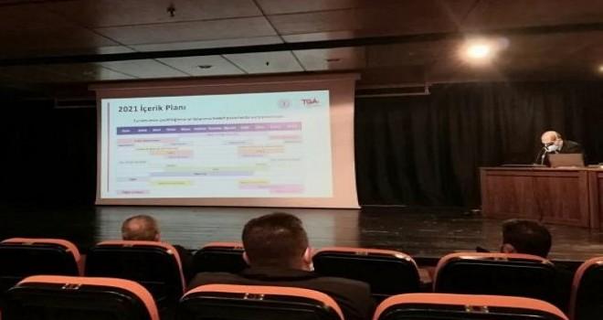 Rize'de İller ve Destinasyonlar Paydaş Toplantısı Düzenlendi.