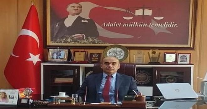 Rize'nin Yeni Cumhuriyet Başsavcısı Mehmet Patlak