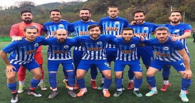 Kalkanderespor-Srahozspor 2 - 1