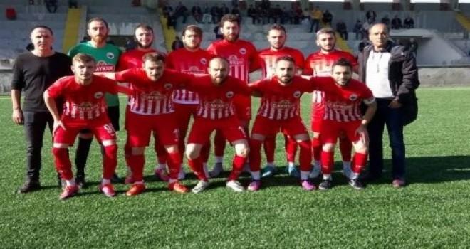 Kalkanderespor-Çayeli Gençlerbirliğispor-3-0