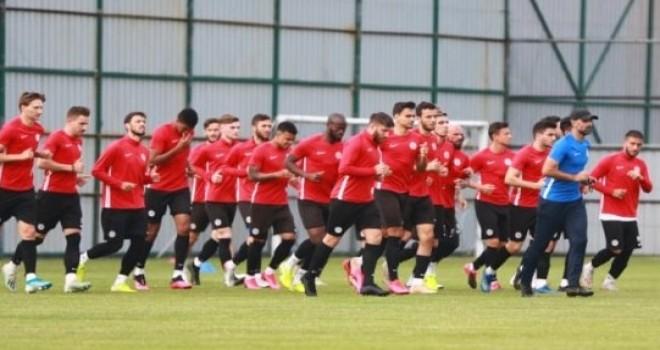 Çaykur Rizespor, Galatasaray Maçı İçin Aralıksız Çalışıyor